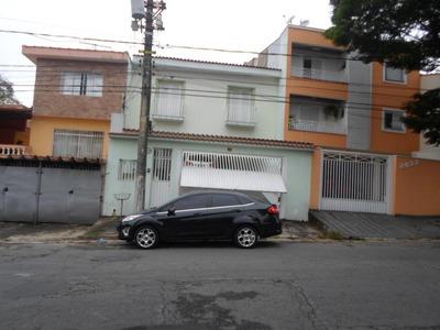 Sobrado À Venda, 4 Quarto(s), Santo André/sp - 37969