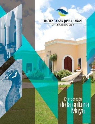 Imagen 1 de 18 de Terrenos En Venta, En Merida, En Hacienda San Jose Chakan