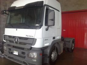 Mercedes Benz 2041 Actros 2011 $1.300.000