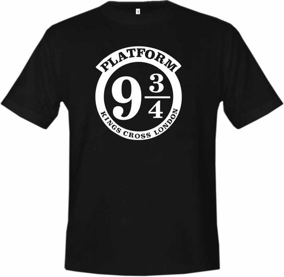 Camiseta Harry Potter - Plataforma 9 3/4