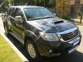Toyota Hilux Srv 4 X 4 C/automatica C/cuero