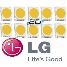 Led Lg Kit 140 Peças 3v 1w Original 3528 32ln5400 Smd