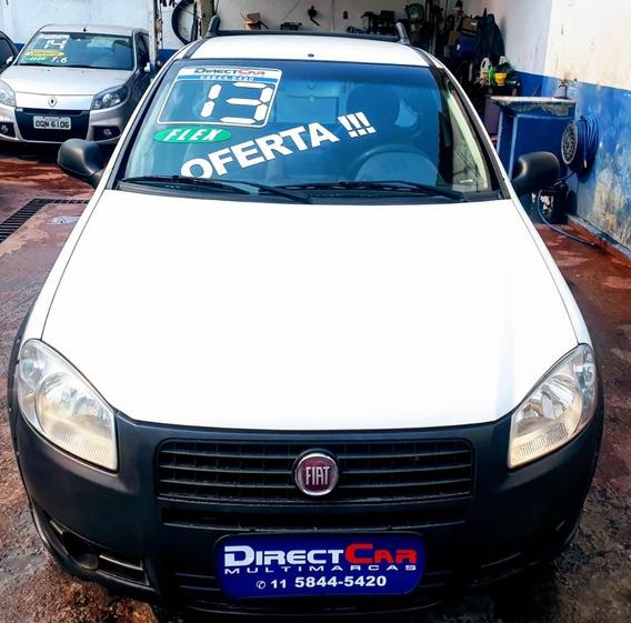 Fiat Strada 2013 1.4 Mpi Working Cs 8v Flex 2p Manual