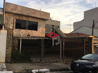 Sobrado Com 3 Dormitórios À Venda, 270 M² Por R$ 885.000 - Rudge Ramos - São Bernardo Do Campo/sp - So23068