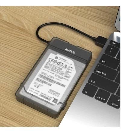 Case Usb 3.0 Slim Para Ssd Hd Notebook 2,5 Sata Ótimo