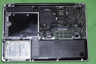 Repuestos Apple Macbook Pro Core 2 Duo 2.4 13 Mid-2010