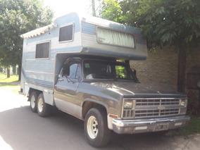 Campers Chevrolet C-10 Motorhome