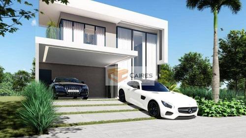 Imagem 1 de 18 de Casa Com 2 Dormitórios À Venda, 195 M² Por R$ 970.000,00 - Parque Olívio Franceschini - Hortolândia/sp - Ca3229