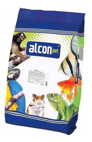 Kit 02 Alcon Eco Club Curió 5kg -ração Curió Bicudo Azulão