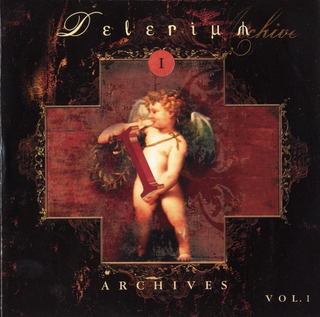 Delerium Archive Vol 1 Cd Doble [electro Ambiet Industrial]