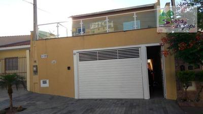 Casa Com 3 Dormitórios À Venda, 180 M² Por R$ 540.000 - Jardim Sarapiranga - Jundiaí/sp - Ca1827