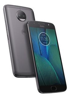 Motorola G5s Plus 32gb Platinum Básico Seminovo Bom