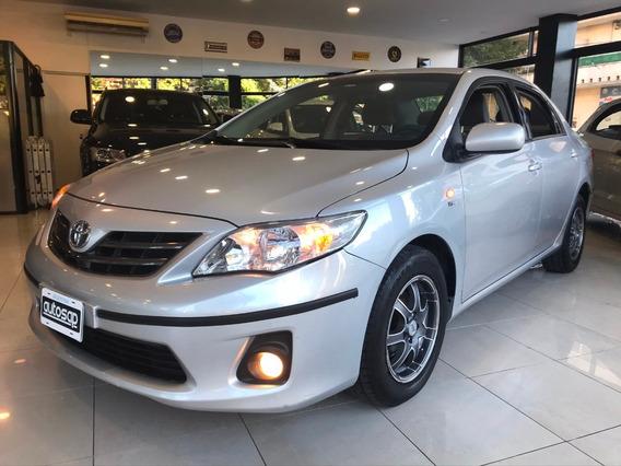 Toyota Corolla 1.8 Xli Caja 6ta Full L/nueva 2012