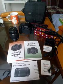 Kit Canon Eos Rebel T3i