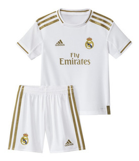 Uniforme Niño Real Madrid 2020