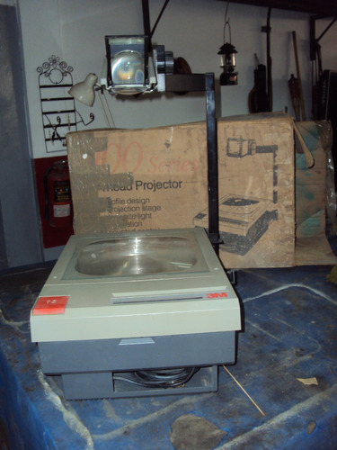 Retroproyector 3m Modelo 900aja