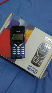 Celular Nokia 8260 Reliquia