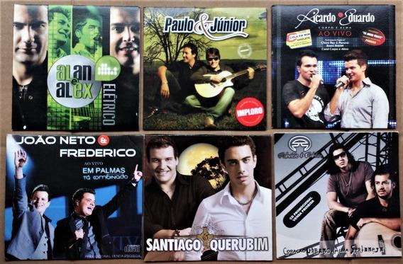 Cd Alan E Alex + Paulo E Junior+ricardo E Eduardo+joão Neto