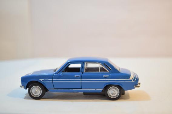 1/36 Peugeot 504 Tn 2000 Celeste Welly C/caja