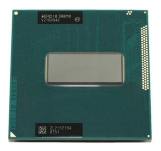 Procesador Intel I7-3610qm / Sr0mn / Fcpga988 / Notebook