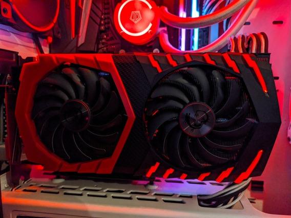 Msi Geforce Gtx 1080ti 1080 Ti Gaming X Oc 11gb Gddr5x