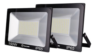 Reflector Led 150w Exterior Ip65 Pro Alta Eficiencia Cancha