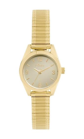 Relógio Condor Feminino Co2036kuc/4d Mini Dourado