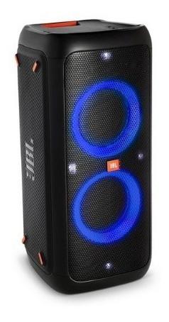 Caixa De Som Amplificada Party Box 200 Jbl - Preta