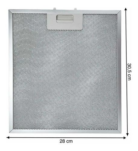 Imagem 1 de 6 de Filtro Alumínio Depurador Electrolux De60b De60x E653000