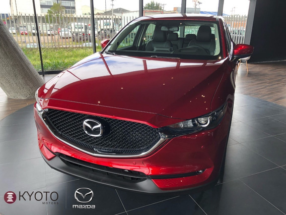 Mazda Cx-5 Grand Touring 4x2 2.5 2020 Rojo Diamante