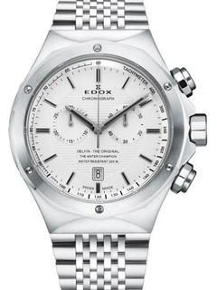 Reloj Edox Delfin Chronograph 101083ain Hombre Envío Gratis