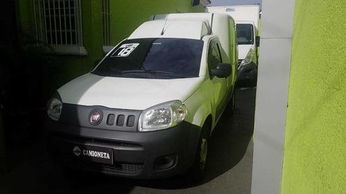 Fiat Fiorino Evo Hard Working 1.4 Completa