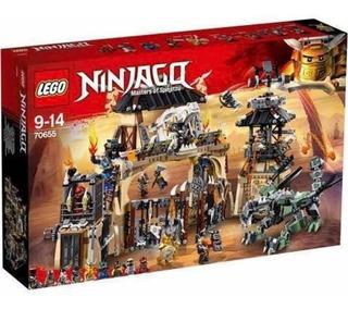 Lego Ninja Go Dragón Pit