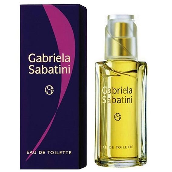 Perfume Gabriela Sabatini Feminino 60 Ml 100% Original