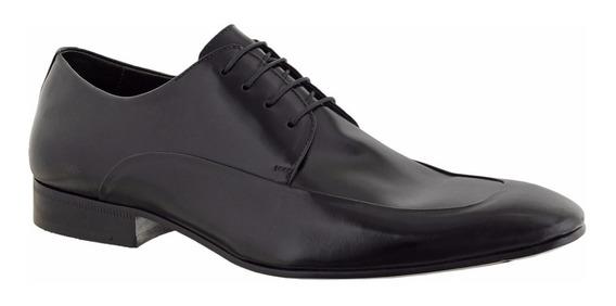 Sapato Social Masculino Tradicional Executivo Italiano 043