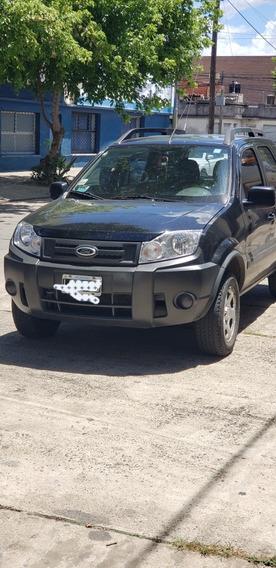 Ford Ecosport 1.6 S 110cv 4x2 2012