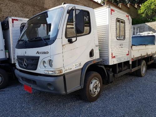 Mercedes-bens 3/4 Acello 815 C Ano 2018 Cabine Suplementar