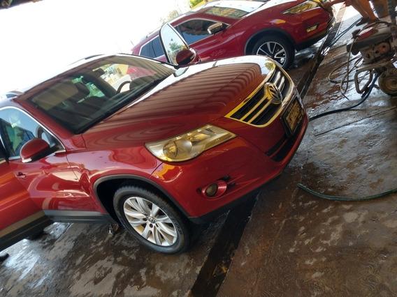 Volkswagen Tiguan 2.0 Track&fun 4m Tipt Climatronic At 2011
