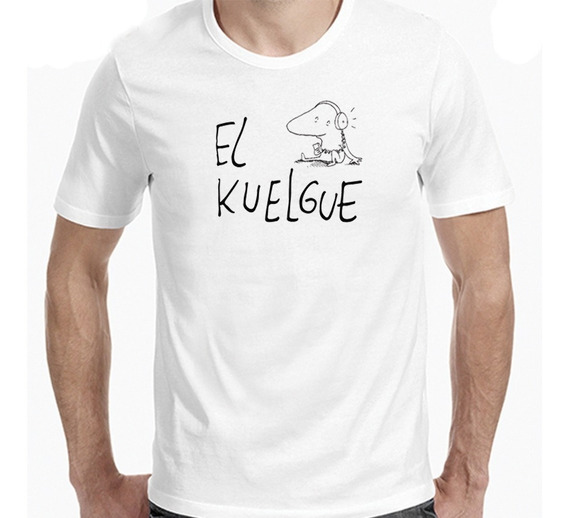Remeras El Kuelgue |de Hoy No Pasa| 2