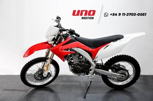 Moto X250  Motocross Enduro 250 Cx Honda Competición