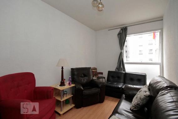 Apartamento No 1º Andar Com 2 Dormitórios - Id: 892991978 - 291978
