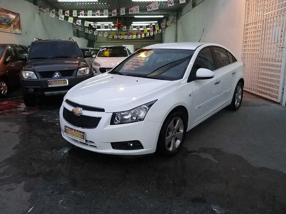Chevrolet Cruze 1.8 Lt Ecotec 6 Aut. 4p 2013/2013