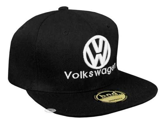 1 Gorra Volkswagen Logo Carro Jetta Gol Golf Vento Polo Moda