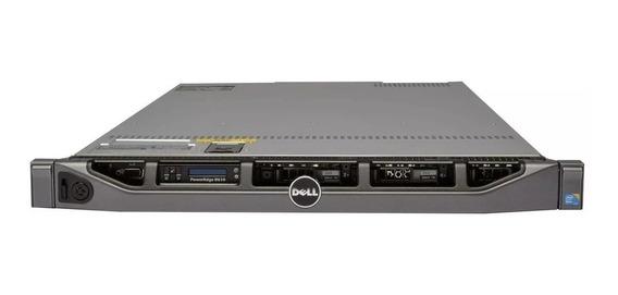 Servidor Dell Poweredge R610 Acompanha Trilhos