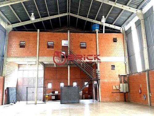 Imagem 1 de 13 de Galpão Com 2025 M² Na Prata. Teresópolis- Rj. - Gl00029 - 34440865