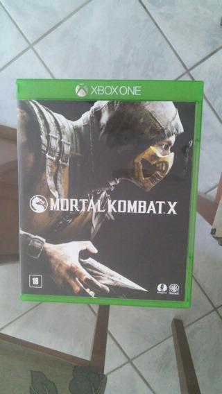 Mortal Kombat X - Com Atualização Pronta Para Xl - Xbox One