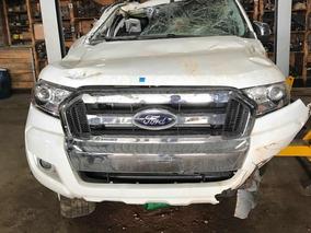 Ford Ranger Xlt 4x4 3.2 2018 - Sucata Para Retirar Peças