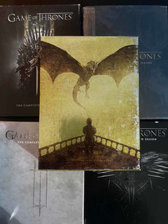 Serie Game Of Thrones Original Temporada 1-6 Dvd