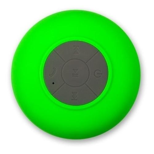 Parlante Noga Go! NG-P78 portátil con bluetooth verde