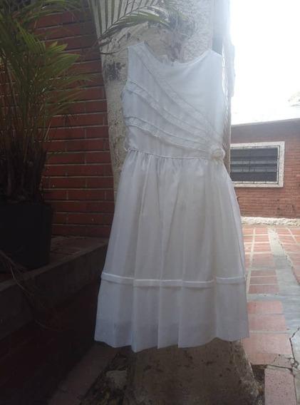 Vestido De Comunión Talla 14